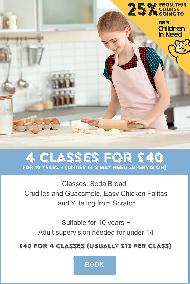 4 classes for £40 (1)