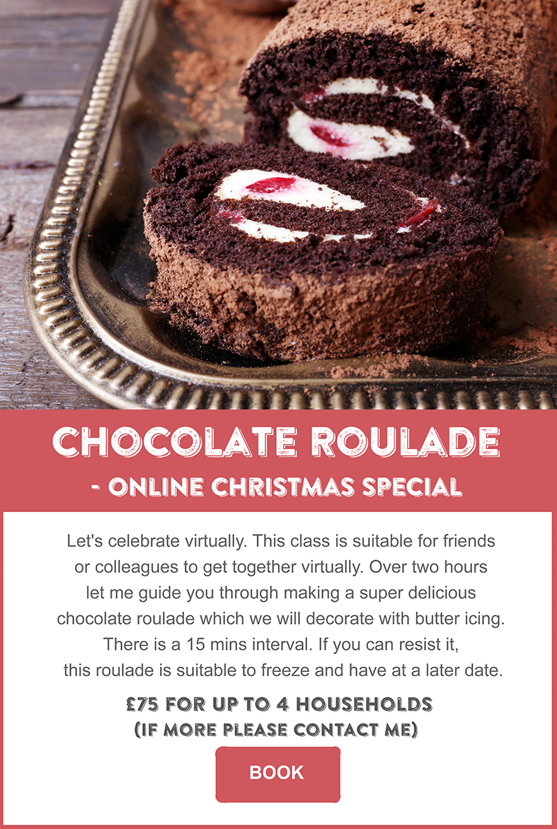Chocolate roulade (1)